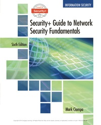CompTIA Security Guide to Network Security Fundamentals, 6th Edition – PDF ebook*