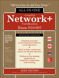 CompTIA Network Certification All-in-One Exam Guide (Exam N10-007) 7th Edition – PDF ebook