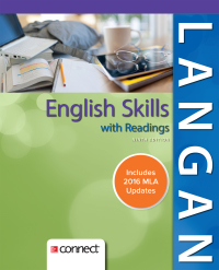 English Skills with Readings MLA 2016 Update 9th Edition – PDF ebook