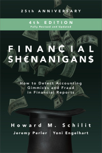 Financial Shenanigans, Fourth How to Detect Accounting Gimmicks & Fraud in Financial Reports 4th Edition – PDF ebook