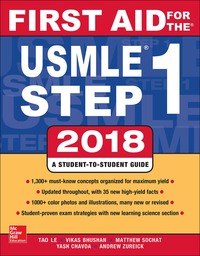 First Aid for the USMLE Step 1 2018, 28th Edition 28th Edition – PDF ebook