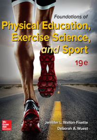 Foundations of Physical Education, Exercise Science, and Sport 19th Edition – PDF ebook