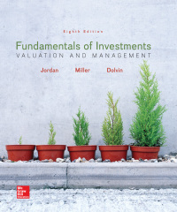 Fundamentals of Investments: Valuation and Management 8th Edition – PDF ebook