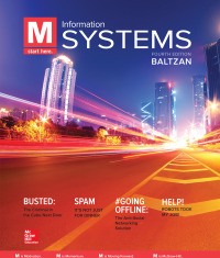 M: Information Systems 4th Edition by Paige Baltzan – PDF ebook