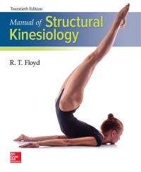 Manual of Structural Kinesiology 20th Edition – PDF ebook