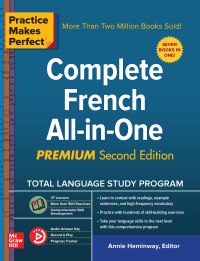 Practice Makes Perfect: Complete French All-in-One 2nd Edition – PDF ebook