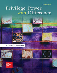 Privilege, Power, and Difference 3rd Edition – PDF ebook