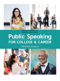 Public Speaking for College and Career 11th Edition – PDF ebook