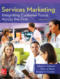 Services Marketing: Integrating Customer Focus Across the Firm 7th Edition – PDF ebook