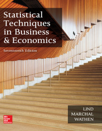 Statistical Techniques in Business and Economics 17th Edition – PDF ebook