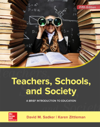Teachers, Schools, and Society: A Brief Introduction to Education 5th Edition – PDF ebook