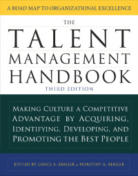 The Talent Management Handbook, Making Culture a Competitive Advantage by Acquiring, Identifying, Developing, and Promoting the Best People 3rd Edition – PDF ebook