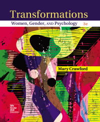 Transformations: Women, Gender and Psychology 3rd Edition – PDF ebook