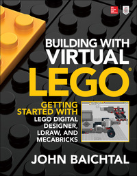 Building with Virtual LEGO: Getting Started with LEGO Digital Designer, LDraw, and Mecabricks 1st Edition – PDF ebook