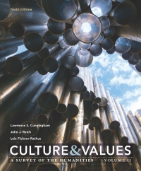 Culture and Values: A Survey of the Humanities, Volume II, 9th Edition – PDF ebook*