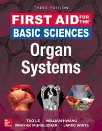 First Aid for the Basic Sciences: Organ Systems 3rd Edition – PDF ebook