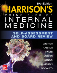 Harrisons Principles of Internal Medicine Self-Assessment and Board Review 19th Edition – PDF ebook
