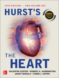 Hurst's the Heart, 14th Two Volume Set 14th Edition – PDF ebook