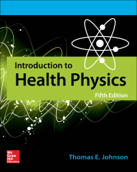 Introduction to Health Physics 5th Edition – PDF ebook