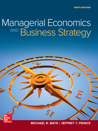 Managerial Economics & Business Strategy 9th Edition – PDF ebook