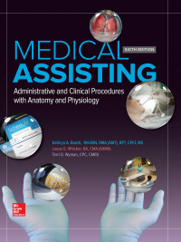 Medical Assisting: Administrative and Clinical Procedures 6th Edition – PDF ebook
