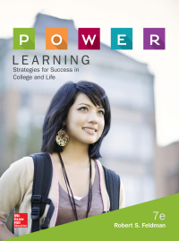 P.O.W.E.R. Learning: Strategies for Success in College and Life 7th Edition – PDF ebook