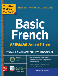Practice Makes Perfect: Basic French, Premium 2nd Edition – PDF ebook