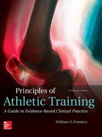 Principles of Athletic Training: A Guide to Evidence-Based Clinical Practice 16th Edition – PDF ebook