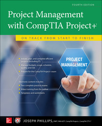 Project Management with CompTIA Project : On Track from Start to Finish 4th Edition – PDF ebook