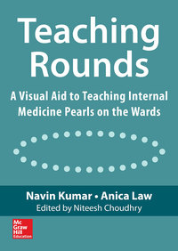 Teaching Rounds: A Visual Aid to Teaching Internal Medicine Pearls on the Wards 1st Edition – PDF ebook