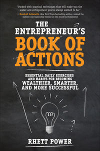 The Entrepreneurs Book of Actions: Essential Daily Exercises and Habits for Becoming Wealthier, Smarter, and More Successful 1st Edition – PDF ebook