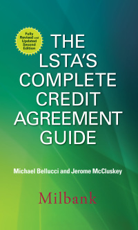 The LSTA's Complete Credit Agreement Guide 2nd Edition – PDF ebook