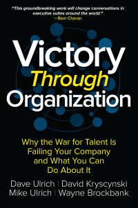 Victory Through Organization: Why the War for Talent is Failing Your Company and What You Can Do about It 1st Edition – PDF ebook