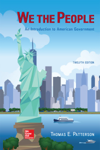 We The People 12th Edition by Thomas Patterson – PDF ebook