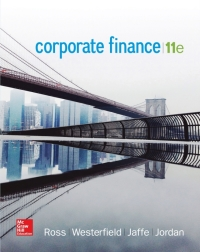 Corporate Finance 11th Edition by Stephen Ross – PDF ebook
