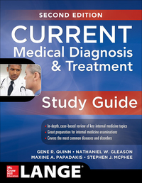 CURRENT Medical Diagnosis and Treatment Study Guide 2nd Edition – PDF ebook