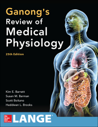 Ganong's Review of Medical Physiology 25th Edition – PDF ebook
