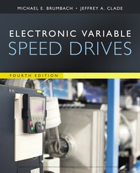 Electronic Variable Speed Drives, 4th Edition – PDF ebook*
