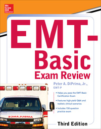 McGraw-Hill Education's EMT-Basic Exam Review 3rd Edition – PDF ebook