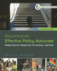 Empowerment Series: Becoming An Effective Policy Advocate, 8th Edition – PDF ebook*