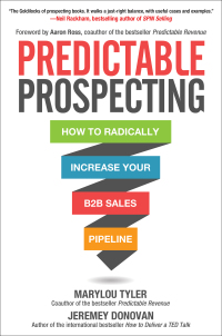 Predictable Prospecting: How to Radically Increase Your B2B Sales Pipeline 1st Edition – PDF ebook