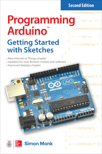 Programming Arduino: Getting Started with Sketches 2nd Edition – PDF ebook