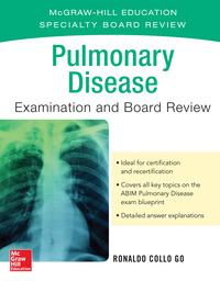 Pulmonary Disease Examination and Board Review 1st Edition – PDF ebook