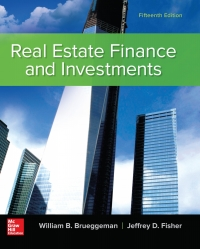 Real Estate Finance & Investments 15th Edition – PDF ebook