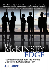 The McKinsey Edge: Success Principles from the World's Most Powerful Consulting Firm 1st Edition – PDF ebook