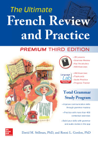 The Ultimate French Review and Practice 3rd Edition – PDF ebook