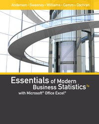 Essentials of Modern Business Statistics with Microsoft Office Excel, 7th Edition – PDF ebook*