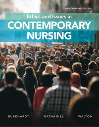 Ethics and Issues in Contemporary Nursing, 3rd Edition – PDF ebook*