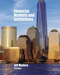 Financial Markets and Institutions, 12th Edition – PDF ebook*