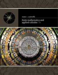Finite Math and Applied Calculus, 7th Edition – PDF ebook*